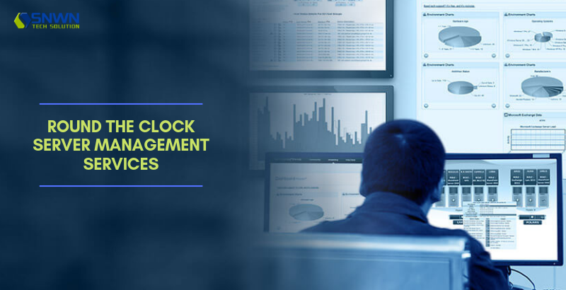 Round the Clock Server Management Services