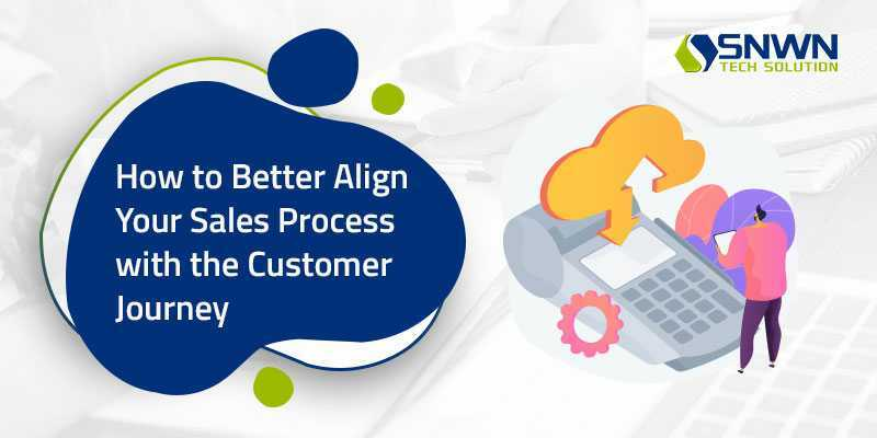 how to better align your sales process with customer journey